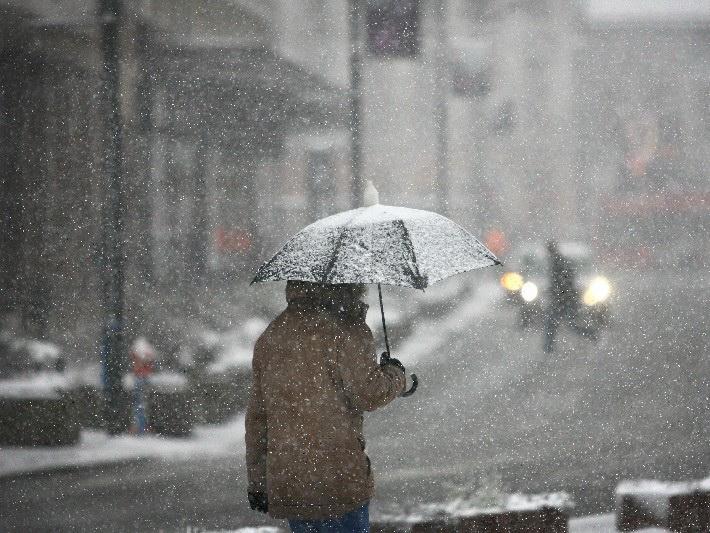 В среду на Абшероне морозно, но без осадков
