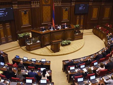 Российские коллеги были в недоумении после встречи с армянскими депутатами
