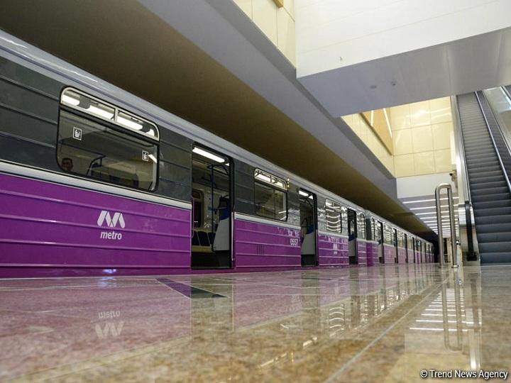 Metrodan istifadə edənlərə ŞAD XƏBƏR – FOTO