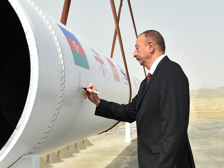 Энергетическая диверсификация и энергобезопасность: Что обещает Азербайджану и Европе Южный газовый коридор?