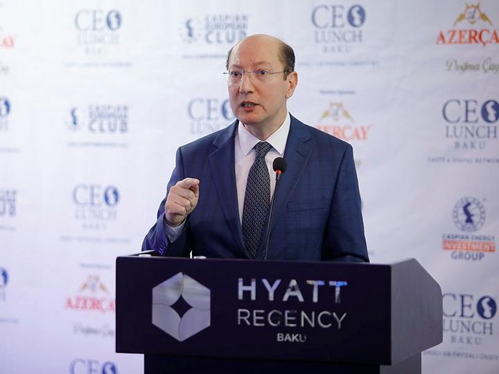 Посол Шерзод Файзиев призвал активнее инвестировать в экономику Узбекистана – ФОТО