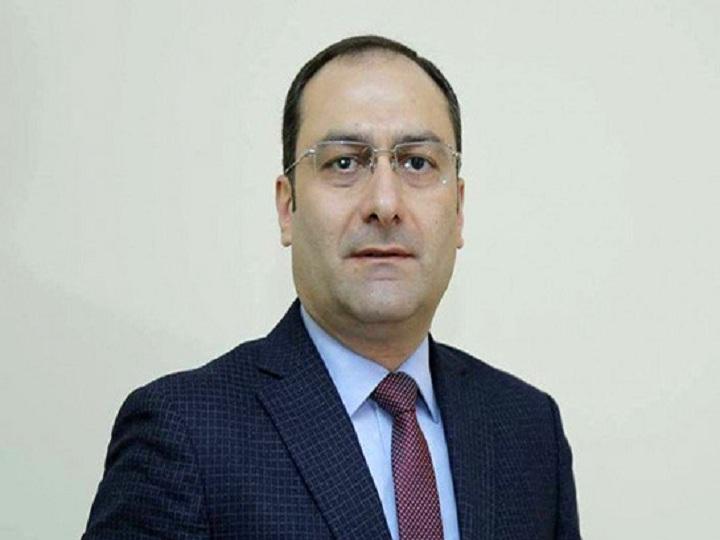 Ermənistanın ədliyyə naziri Koçaryanla görüşü barədə