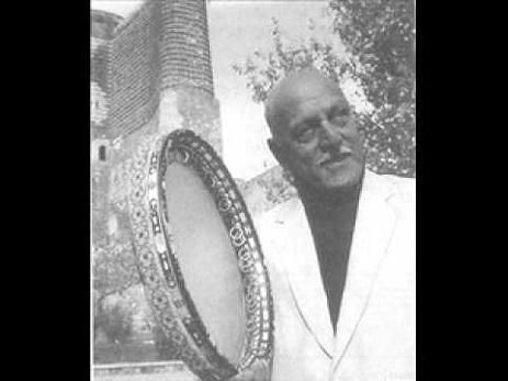 Hacıbaba Hüseynovun 100 illik yubileyi keçiriləcək