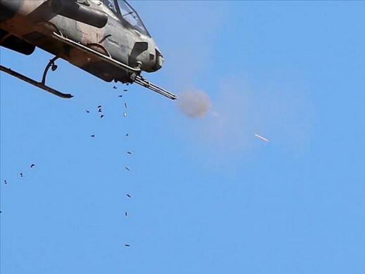 У Турции появится собственный тяжелый ударный вертолет – ФОТО