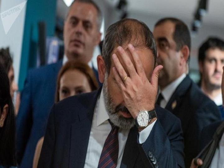 Erməni diasporu: Paşinyanın kabinetində