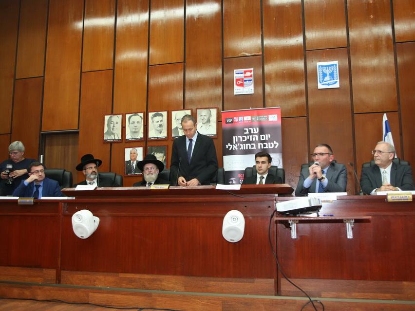 «Справедливость к Ходжалы»: В Израиле состоялся День памяти жертв геноцида - ФОТО
