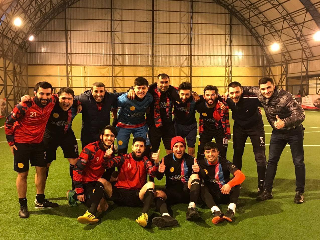 """Çempionluğun məqsədi! United Sport MFL 2018/19-un favoritləri nə üçün """"Rulewave Baku""""dan çəkinir? – FOTO – VİDEO"""
