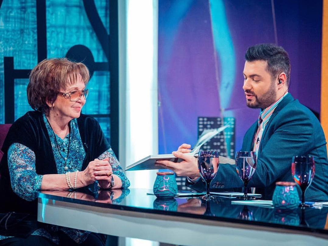 Надежда Исмаилова: Я верю, что время, когда ТВ станет «волшебным окном в мир», вновь вернется...
