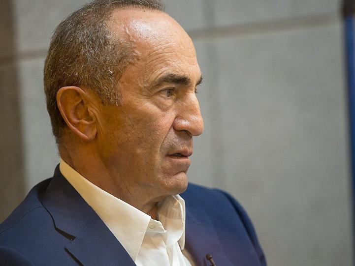 Роберт Кочарян: «Президент Азербайджана Ильхам Алиев переиграл Пашиняна»