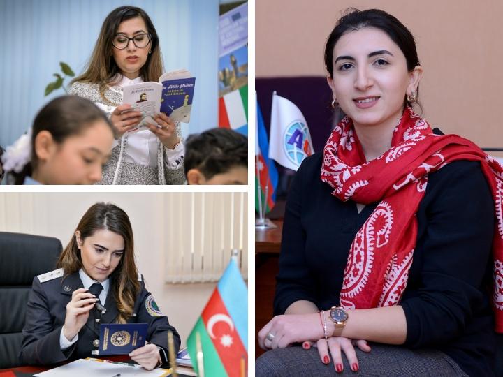 Girl Power: Вдохновляющие истории успеха азербайджанских женщин – ФОТО