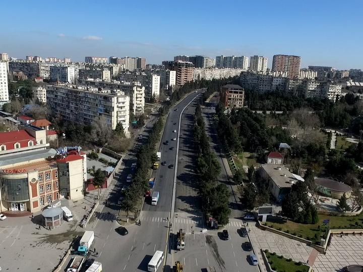 В Баку строится 5 подземных и надземных пешеходных переходов – ФОТО – ВИДЕО