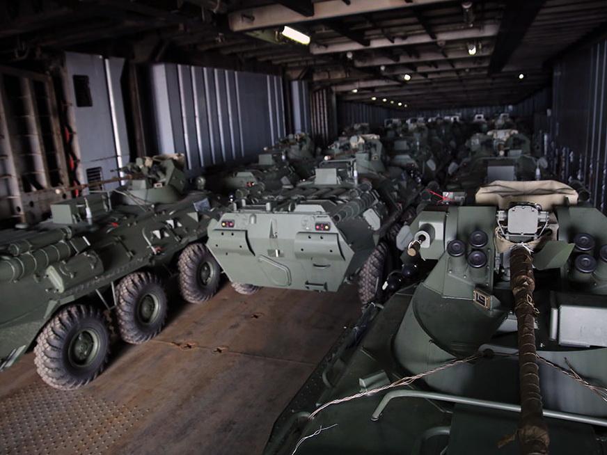 SIPRI: «Азербайджан больше всего вооружения покупает у РФ, Израиля и Турции»