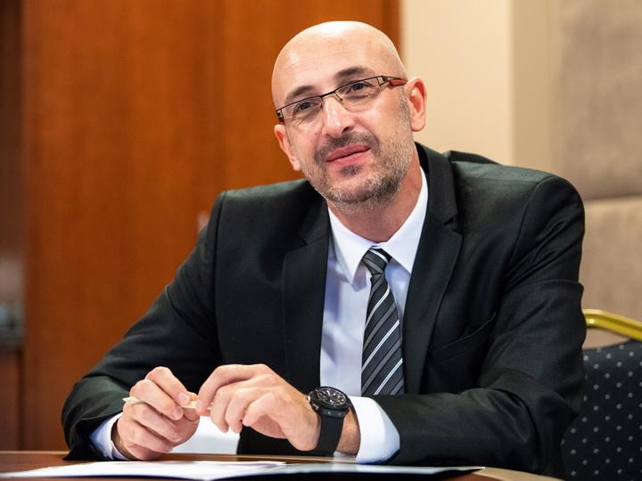 Председатель Израильско-Азербайджанской Торговой Палаты: Сегодня Азербайджан - динамично развивающееся современное государство