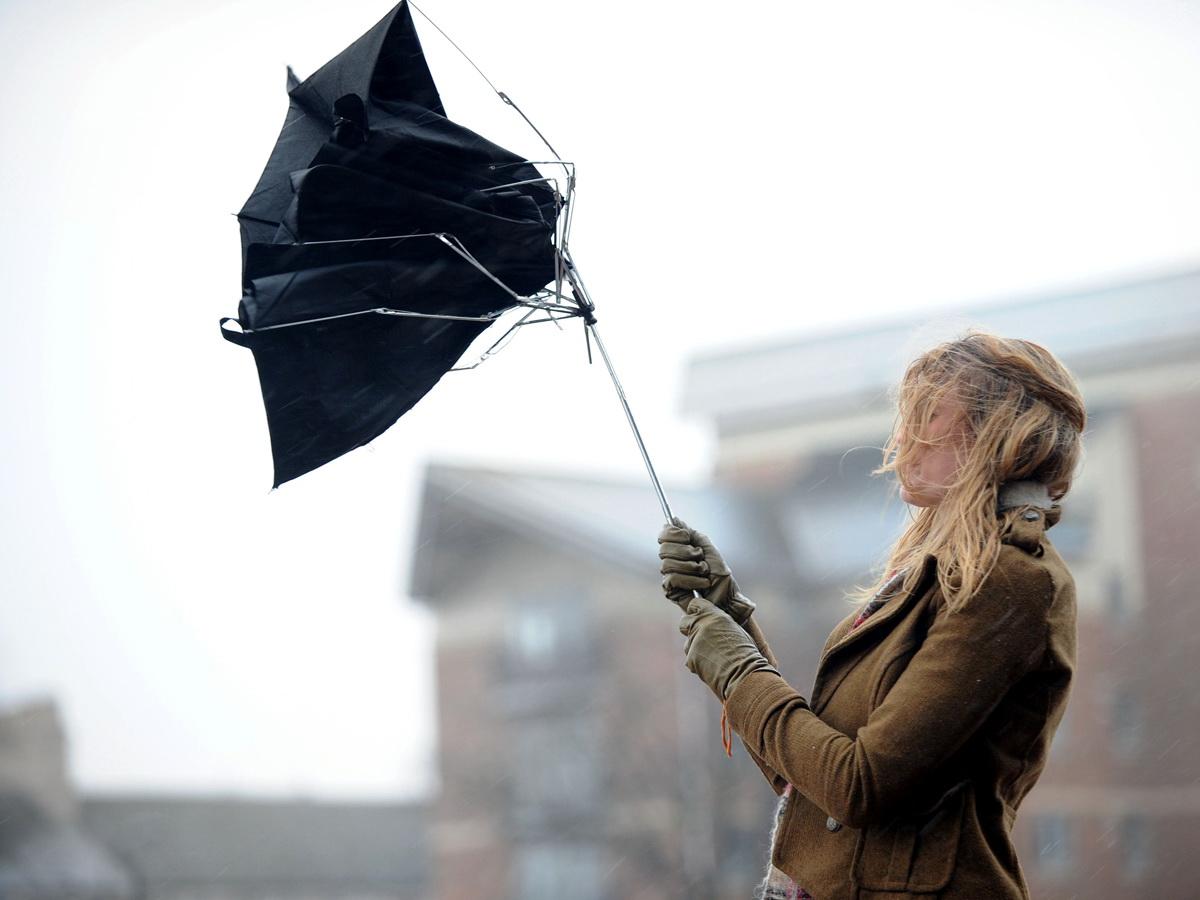 Предупреждение: В Баку ожидается штормовой ветер