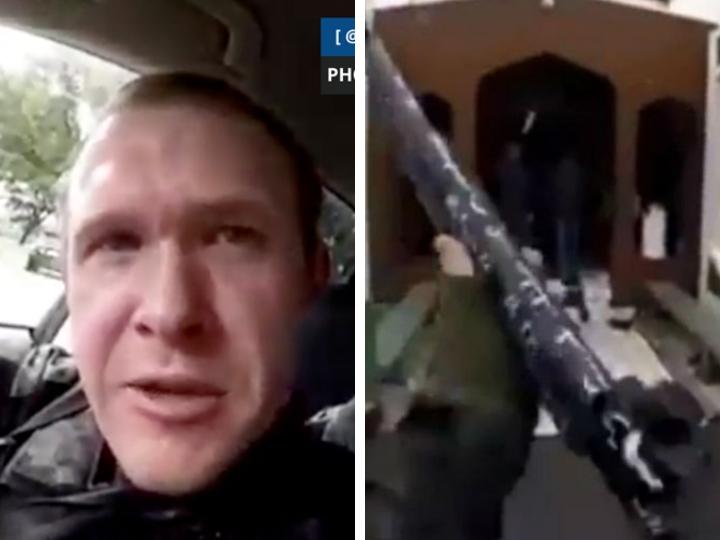 New Zealand Herald раскрыла личность устроившего стрельбу в мечети – ФОТО – ВИДЕО – ОБНОВЛЕНО