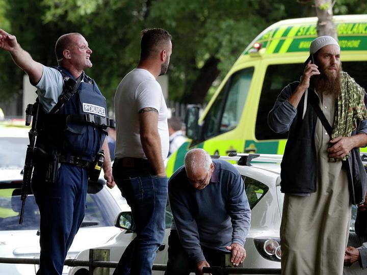 Yeni Zelandiyada məscidlərə hücum nəticəsində ölənlərin sayı artıb - YENİLƏNİB