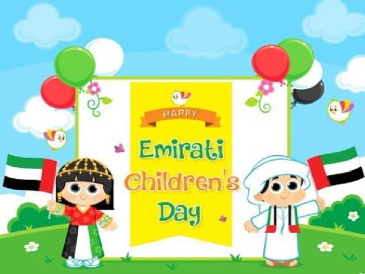 Bu gün BƏƏ-də Uşaqlar Günü qeyd edilir