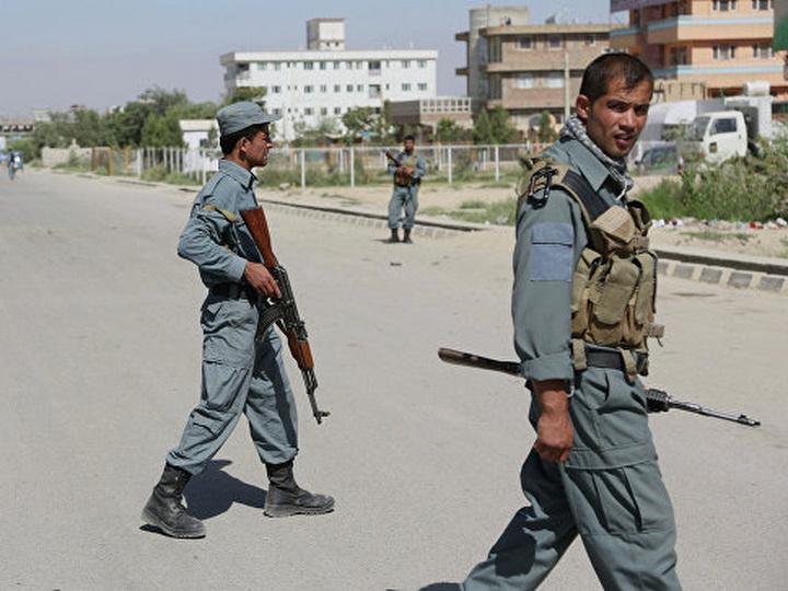 В Афганистане не менее десяти силовиков погибли при атаке талибов