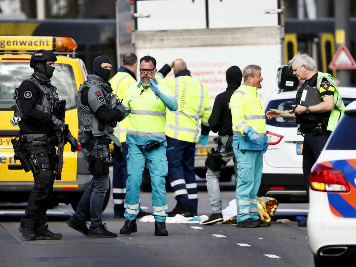 Полиция задержала подозреваемого в стрельбе в Утрехте - ФОТО - ОБНОВЛЕНО