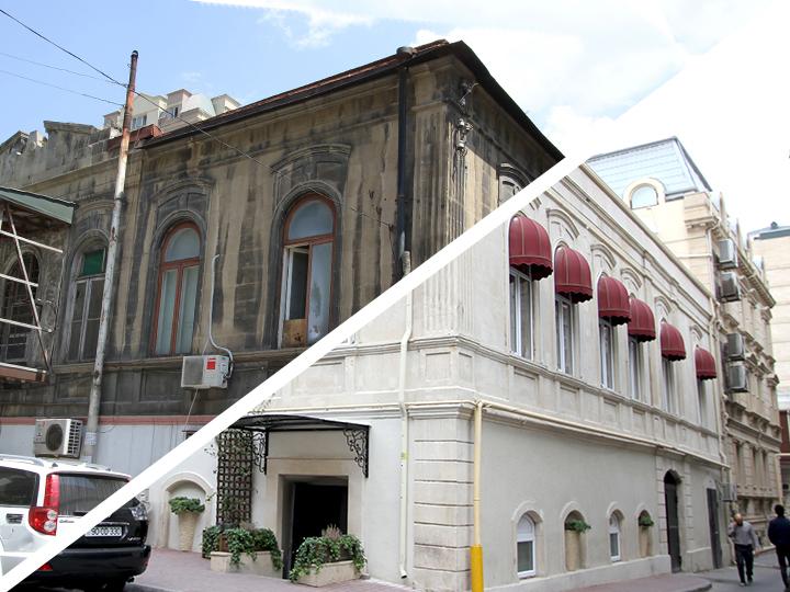 Восстановление архитектурного величия Баку: До и после – ФОТО