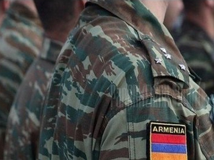 Армянский полицейский с целью «откосить» от службы нанес себе увечье