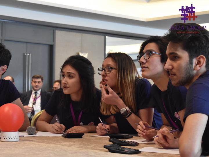 Студенты вчера – специалисты сегодня. Состоялся «Брейн ринг» для нового поколения финансистов от IMZA Group - ФОТО