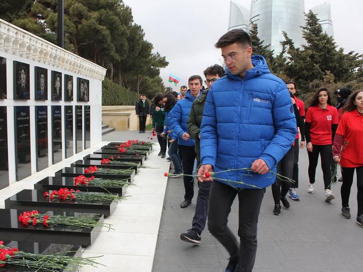В Азербайджане стартовала кампания солидарности с семьями шехидов - ФОТО