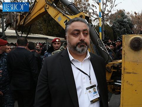 Сирийские армяне возмущены заявлением представителя армянских властей