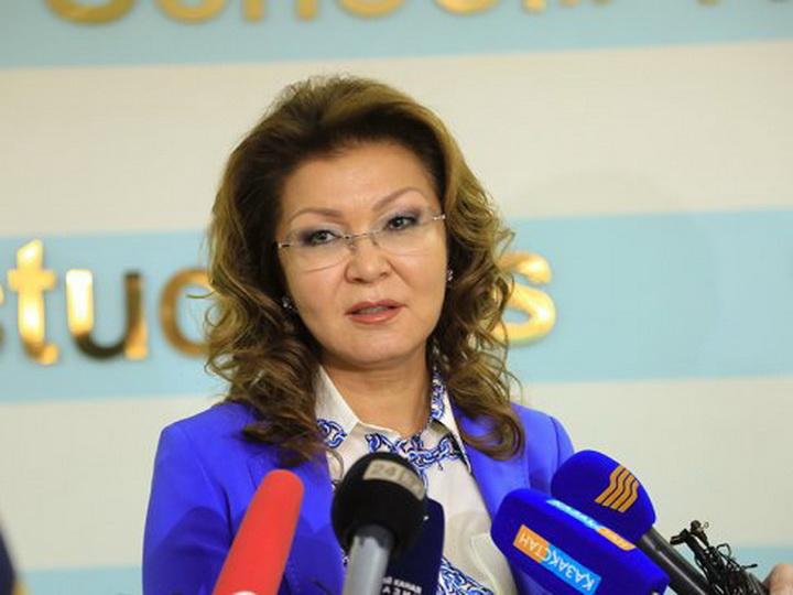 Дарига Назарбаева избрана председателем Сената Казахстана