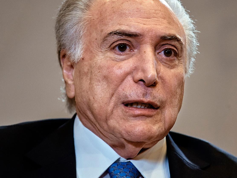 Задержан бывший президент Бразилии