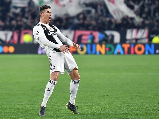 УЕФА не стал дисквалифицировать Роналду за неприличный жест в матче с «Атлетико»