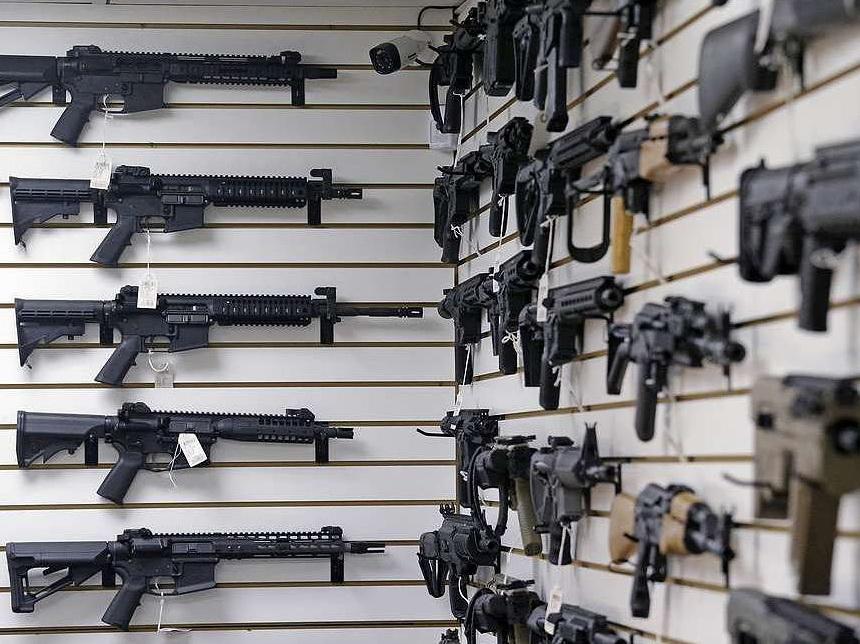 Новая Зеландия запретила штурмовые и полуавтоматические винтовки