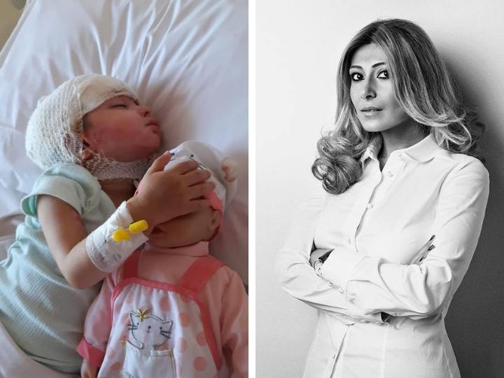 «Она присвоила 5000 евро»: Наргиз Бабаева-Керимова о мошенничестве на имени больной Анжелы – ФОТО