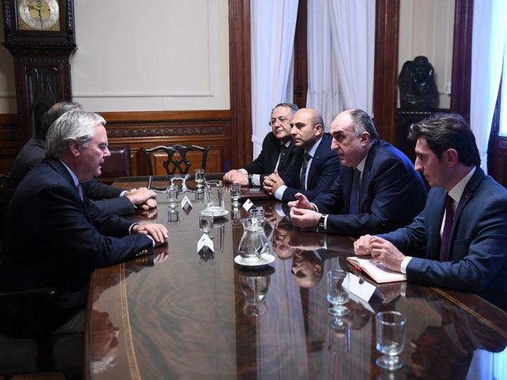 Состоялся обмен мнениями о дальнейшем углублении межпарламентских связей Азербайджана и Аргентины