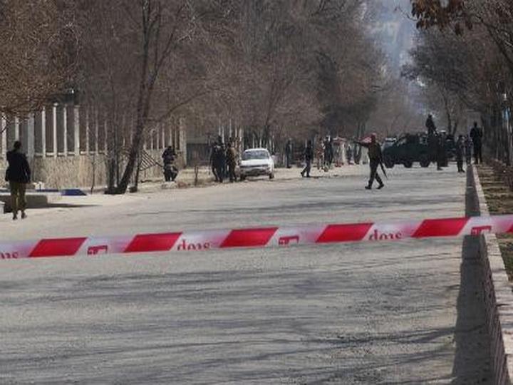 В афганской провинции Гильменд прогремел взрыв на стадионе