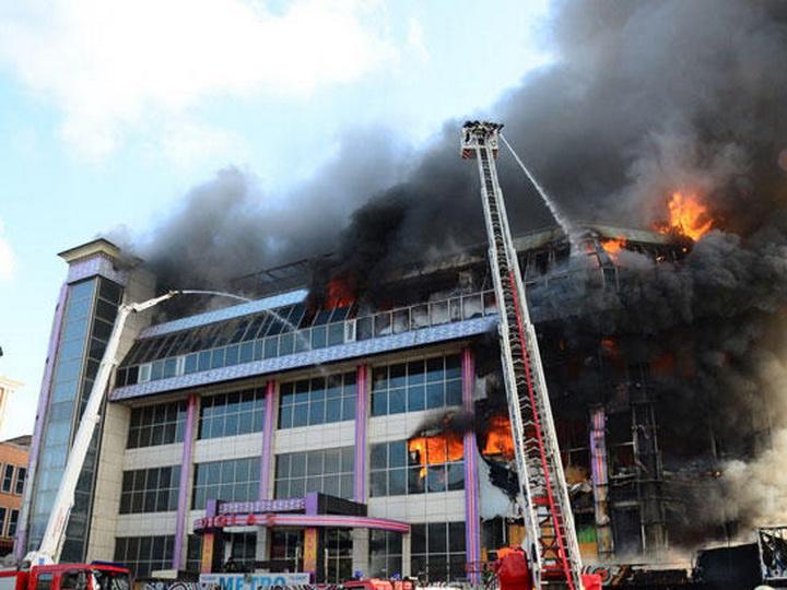 Минэкономики принимает пострадавших при пожаре ТЦ «Диглас» предпринимателей