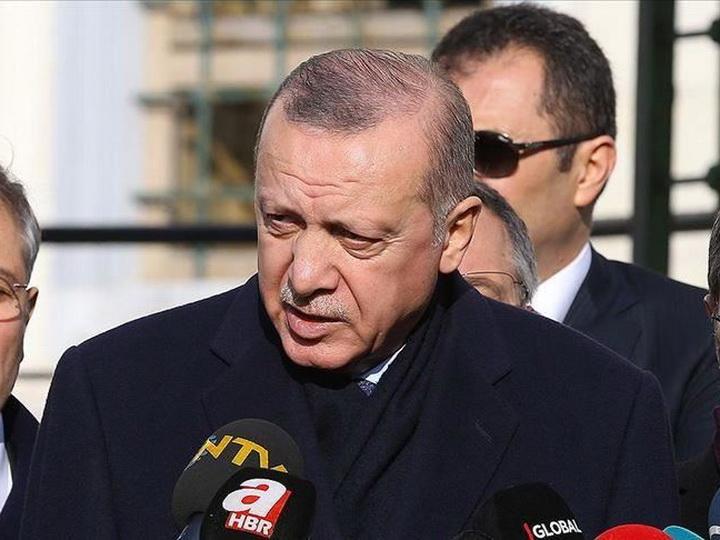 Турция не забудет совершенную армянами резню мирного населения в Нагорном Карабахе - Эрдоган