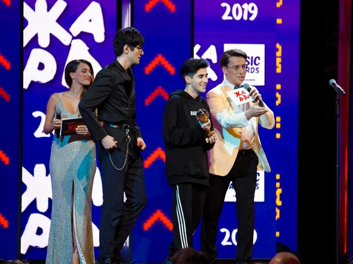 Rauf & Faik и HammAli & Navai стали лауреатами «ЖАРА Music Awards» - ФОТО
