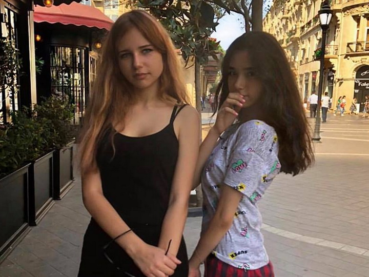 Congratulate, russian girls elina 24 think, that