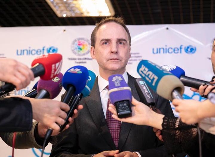 Посол UNICEF о смерти 14-летней Элины: «Мы не можем позволить себе новых трагедий, которых возможно избежать»