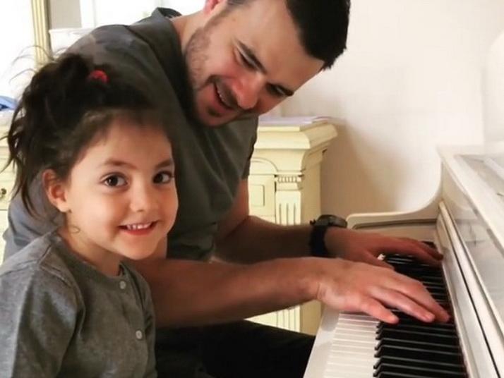 EMIN: «С днем рождения, моя маленькая принцесса!» - ВИДЕО
