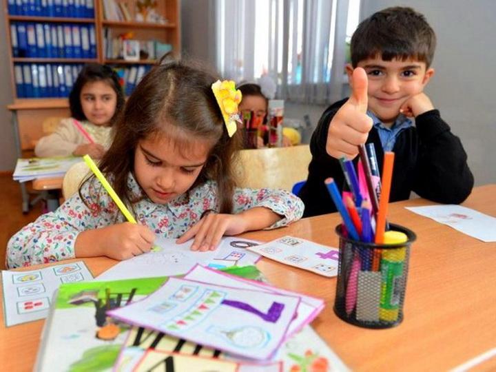 ЮНИСЕФ: Рост охвата дошкольным образованием в АР является исключительным успехом по сравнению с другими странами региона
