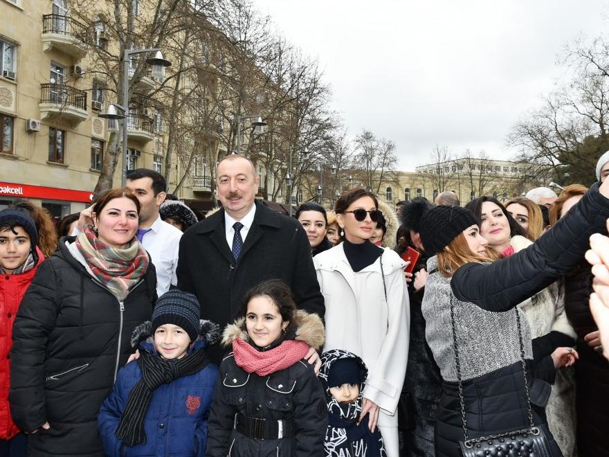 Социальная революция: Главные реформы Президента Ильхама Алиева за прошедший год