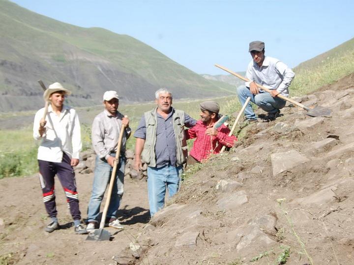 Хыналыгский некрополь: сенсационная находка заполняет очередной пробел в истории Азербайджана - ФОТО