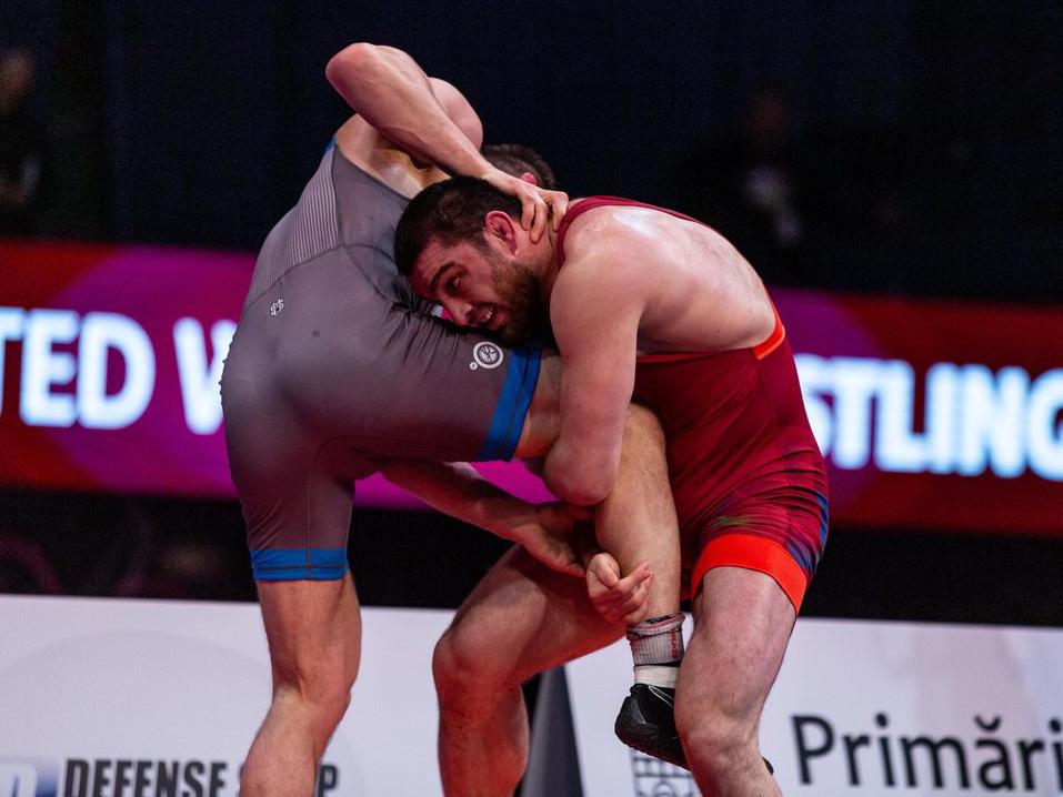Шариф Шарифов – чемпион Европы! – ВИДЕО