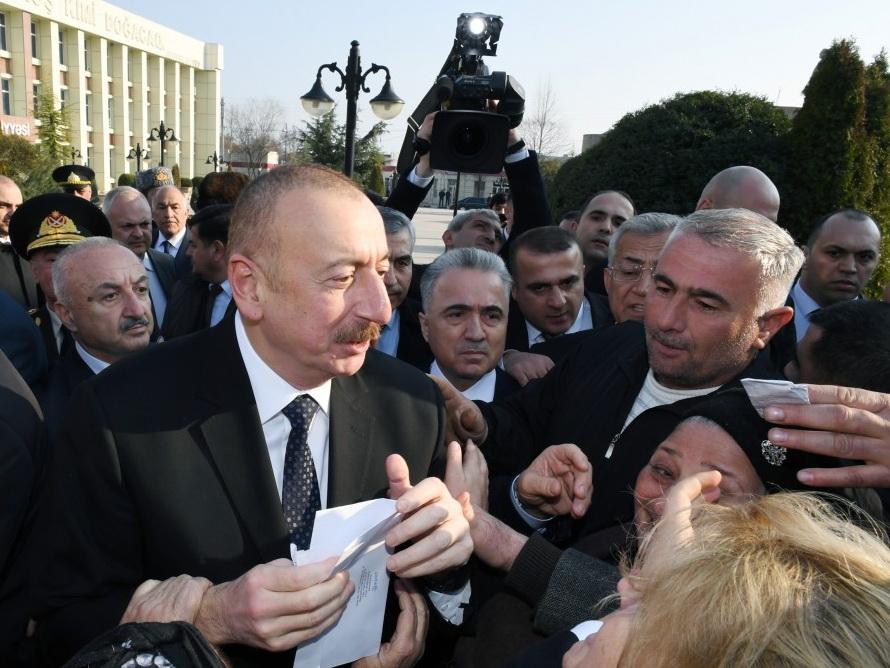 «Будь выборы сегодня, число голосов за Ильхама Алиева превзошло бы результат 2018 года»