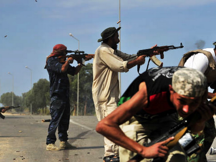 Число погибших в ходе боевых действий под Триполи возросло до 121