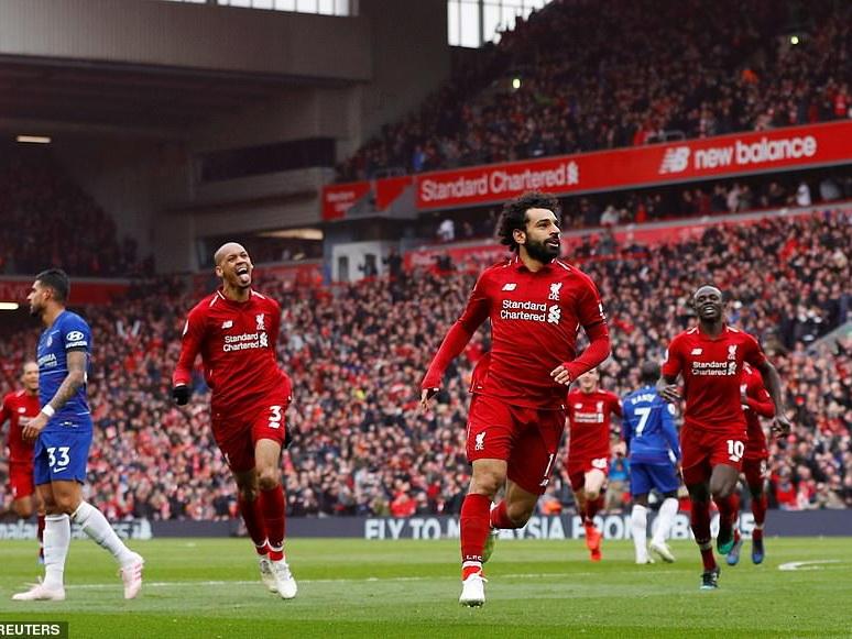 «Ливерпуль» обыграл «Челси» благодаря голам Мане и Салаха - ФОТО