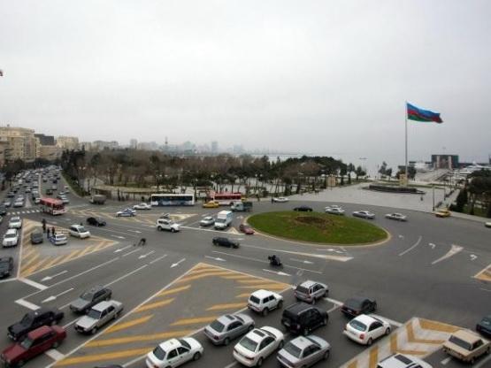 Круг «Азнефть» закрыт: Остались альтернативные дороги - ФОТО