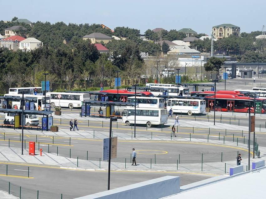 В Баку сдан в эксплуатацию крупный транспортный узел - ФОТО